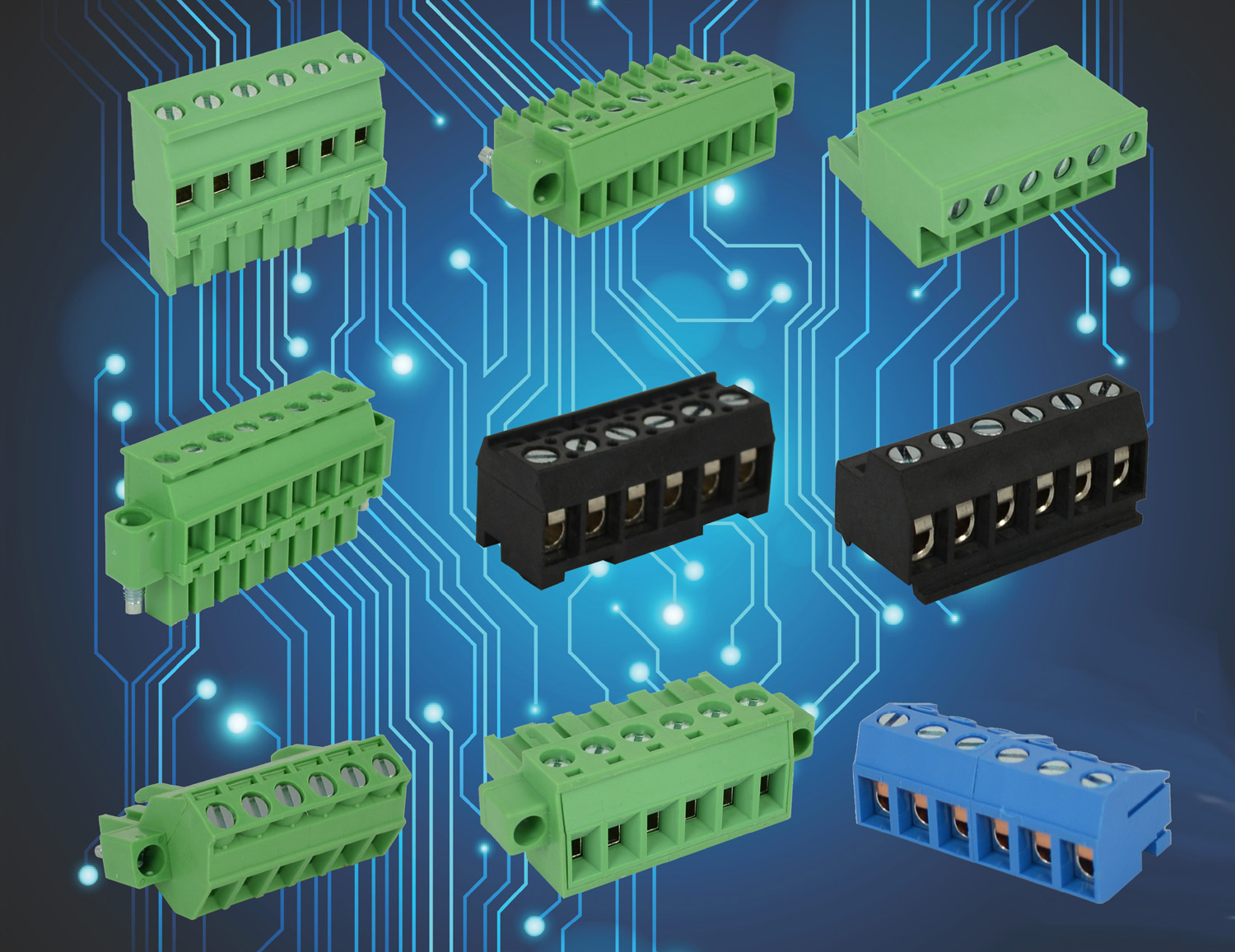 KUNA Contact Production Sales/ terminal blocks/ wire